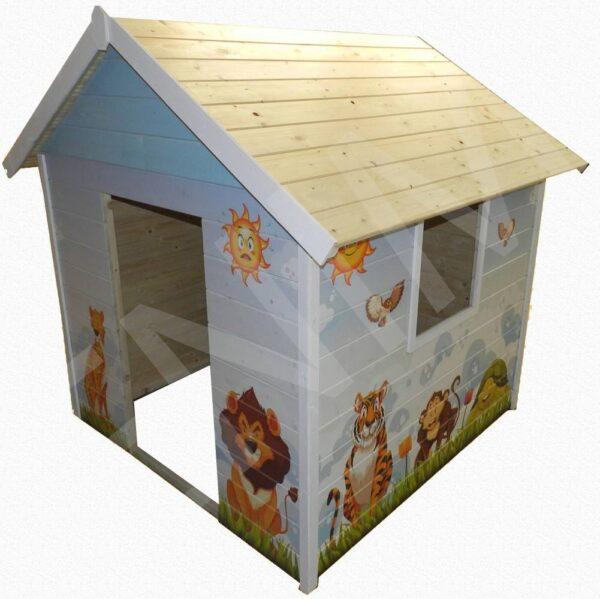 domček pre deti, detský domček, záhradný domček pre deti