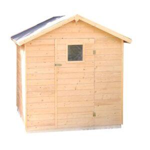 .Kerti faház OTHO – 2 m x 2 m (15 mm/20 mm fal vastagság)