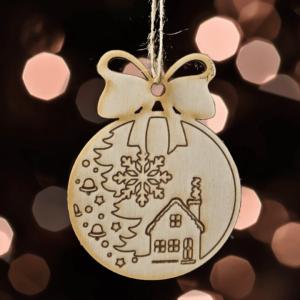 .Karácsonyfa díszek – IV. mini szett
